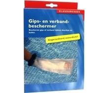 BLESSUREHOEK Gipsverband beschermer onderbeen volwassenen (1st)