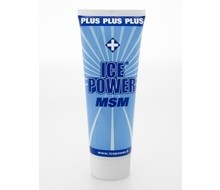 ICE POWER Gel + MSM (200ml)