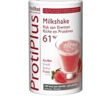 MODIFAST Protiplus milkshake aardbei (540g)