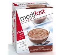 MODIFAST Pudding chocolade 9 stuks (423g)