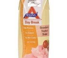 DR ATKINS Advantage drinkklare shake strawberry yoghurt (330ml)
