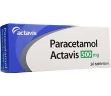AUROBINDO Paracetamol 500 mg (50st)