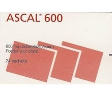 ASCAL Ascal 600mg (24st)