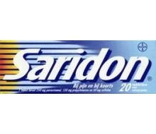SARIDON Saridon (20tab)