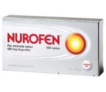 NUROFEN Nurofen 400mg (24tab)