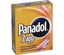 PANADOL Panadol zapp 500mg (20tab)