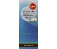 ROTER Paracetamol 500mg (50tab)
