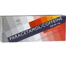 LEIDAPHARM Paracetamol/ coffeine CP 550 (50tab)