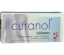 CURANOL Curanol tabletten (40tab)