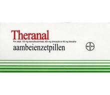 THERANAL Aambeien zetpillen (12zp)