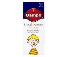 DAMPO Kindersiroop (100ml)