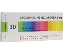 APOTEX Broomhexine 8 mg (30tab)