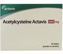 AUROBINDO Acetylcysteine 600 mg (30x1.5)