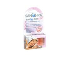SANOHRA Oordop silicon (3pr)