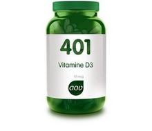 AOV 401 Vitamine D 10 mcg (60cap)
