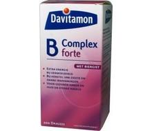 DAVITAMON Vitamine B complex forte (200st)
