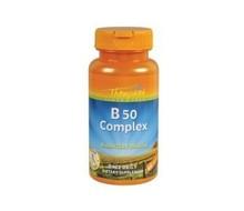 THOMPSON Vitamine B50 complex (60cap)