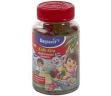 DAGRAVIT Kids gummies Dora (60st)