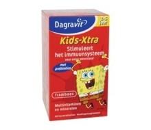 DAGRAVIT Multi kids framboos 2-5 jaar (120kt)