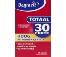 DAGRAVIT Totaal 30 forte (30tab)
