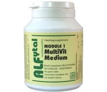 ALFYTAL Multivit medium (90vc)