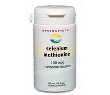 SPRINGFIELD Selenium methionine 100 (100cap)