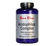 NOVA VITAE Acidophilus complex (180cap)