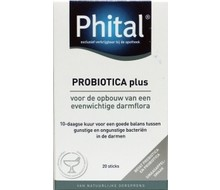PHITAL Probiotica plus (20sach)