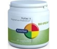 PLANTINA Yolac probiotica (45cap)