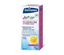 DAVITAMON Junior 1+ framboos (100ml)
