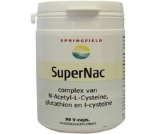 SPRINGFIELD Supernac & I gluta (90vc)