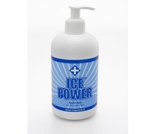 ICE POWER Gel & dispenser (400ml)
