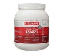 FITSHAPE Mega 16000 I banaan (2500g)
