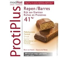 MODIFAST Protiplus reep karamel (162g)