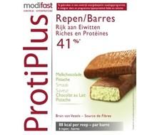 MODIFAST Protiplus reep chocolade/pistache (162g)