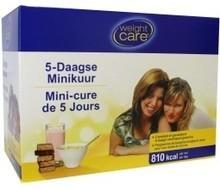 WEIGHT CARE Minikuur 5 dagen (ex)