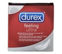 DUREX Feeling ultra (3st)