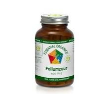 ESSENTIAL ORGAN Foliumzuur 400 mcg (90tab)