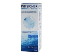 PHYSIOMER Force 2 normal jet (135ml)