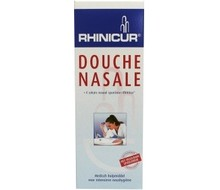RHINICUR Neusdouche met 4 sachets (ex)