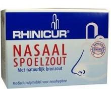 RHINICUR Neus spoelzout (20x2.5)