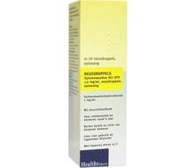 HEALTHYPHARM Neusdruppels xylometazoline (10ml)