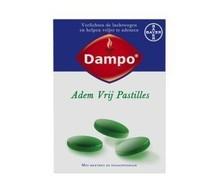 DAMPO Ademvrij pastilles (20past)