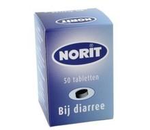 NORIT Norit 125mg (50tab)