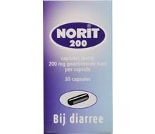 NORIT Norit 200mg (30cap)