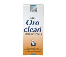 PIERRE FABRE Oroclean oordruppels reinigings olie (10ml)