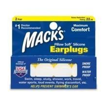 MACKS Earplugs (4st)