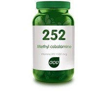 AOV 252 Methyl Cobalamine (60vcap)