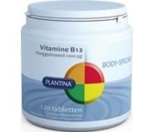 PLANTINA Vitamine B12 (120tab)