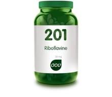 AOV 201 Riboflavine 50 mg (100vca)